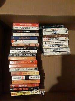 10 lot cassette singles rare rock metal