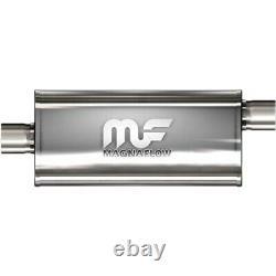 12286 Magnaflow Muffler New Oval