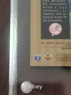 1995 Derek Jeter Upper Deck Gold Special Edition Sp Super Rare High Grade Psa Ud