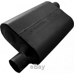 942443 Flowmaster Muffler New for Chevy Oval Ford Mustang Chevrolet Camaro 300