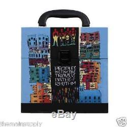 A Tribe Called Quest People's Instinctive Travels 7 Singles Empty Box Set