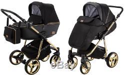 Adamex Reggio Special Edition 2in1 stroller puschair Kinderwagen free shipping
