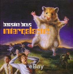 BEASTIE BOYS Intergalactic vinyl Vinyl Single BRAND NEWithSTILL SEALED