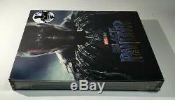 BLACK PANTHER 2D + 3D Blu-ray WEA STEELBOOK BLUFANS SINGLE LENTI