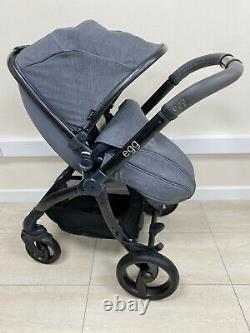 Babystyle Egg Stroller Special Edition Quantum Grey