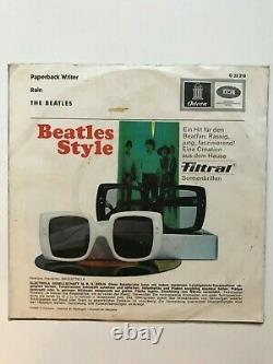 Beatles SI Paperback writer, O 923 210, ExLibris-Special-Edition für die Schweiz
