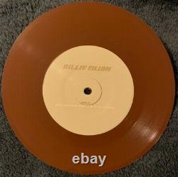 Billie Eilish You Should See Me In A Crown 7 Inch Amber Vinyl LP SEALED NEW HERE