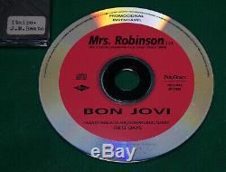 Bon Jovi Mr. Robinson BRAZIL ONLY PROMO CD 1996