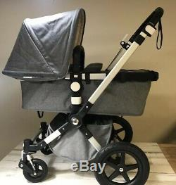 Bugaboo Cameleon 3 Classic + Special Edition Grey Pre Owned