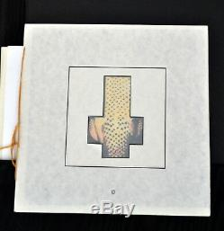 Coil Gold Is The Metal Deluxe Box Ed 1/55 Signed John Balance with Prints Book COA