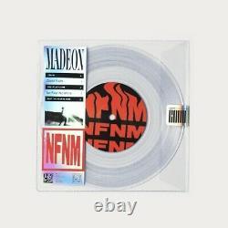 Confirmed Pre-Order Madeon No Fear No More NFNM Ltd Clear 7 Vinyl Record