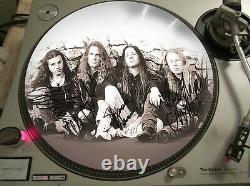DEATH Spirit Crusher (Live Version) Rare 12 Picture Disc Test LP