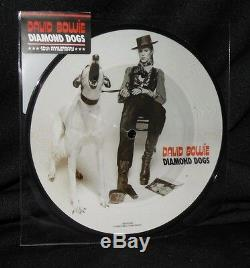 David Bowie 40th Anniversary Set Of 10 Picture Disc 7 Vinyl New Very Rare Oop