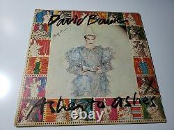 David Bowie Ashes To Ashes BRAZIL SPECIAL EDITION 7 Vinyl Single- space oddity