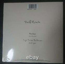 David Bowie Mother / Tryin' To Get To Heaven 7 Cream Vinyl Low Number #66