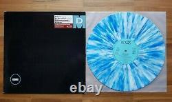 Depeche Mode 12 BLUE Marbled Stripped /Highland Mix + But Not Tonight 1985