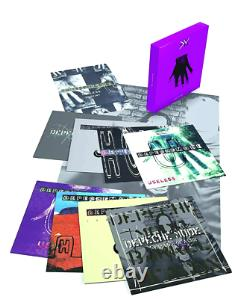 Depeche Mode Ultra The 12 Singles LP Numbered Vinyl Remastered New Sealed