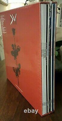 Depeche Mode Violator 12 Singles Sealed 10 Vinyl Box Set with Enjoy The Silence