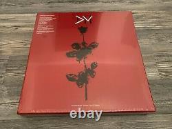 Depeche Mode Violator The 12 Singles Vinyl Boxset, no. 06925 NEW, OVP