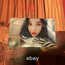 EXID I Love You Single Album CD Korea KPOP Signed Photocard Promo