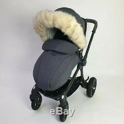 Egg QUANTUM GREY Full Travel System/Pram/Pushchair/Stroller SPECIAL EDITION