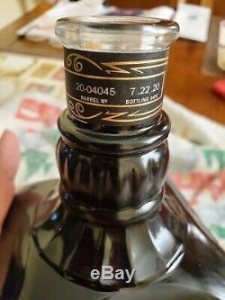 Eric Church Jack Daniels Single Barrel Select 2020 Special Edition EMPTY Bottle