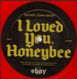 Father John Misty I Loved You, Honeybee RSD Vinyl