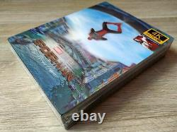 Filmarena Spider-Man Far From Home FAC E3 Single Lenti Steelbook 4K/2D/3D New