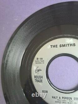 France The Smiths There is a light that never goes out 7 45 vinyl French 1986 PS