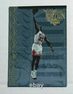 GEM MINT 1995 Upper Deck Michael Jordan GOLD Special Edition SSP #SE100