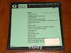 GEORGE MICHAEL WHAM VERSION 2 RETROSPECTIVE 7 VINYL SINGLES COLLECTOR'S BOX New