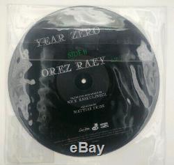 Ghost BC Year Zero Picture Disc New Vinyl 10