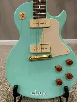Gibson Limited Edition Custom Les Paul Special Single Cut Kerry Green 2017