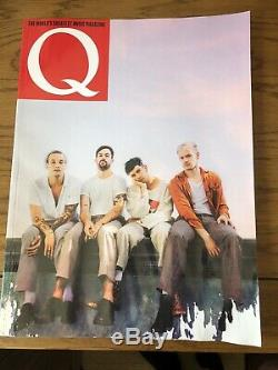Give Yourself A Try / Love It The 1975 Vinyl 7 (sealed) & Special Ed Q Mag (vg)