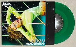 KYLIE MINOGUE SAY SOMETHING / MAGIC / REAL GROOVE LIMITED 3 x 7 VINYL BN