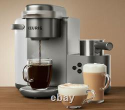 K-Cafe Special Edition Single Serve Coffee, Latte & Cappuccino Maker
