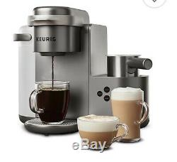 Keurig K Cafe Special Edition Coffee Maker Latte Single Serve Cup