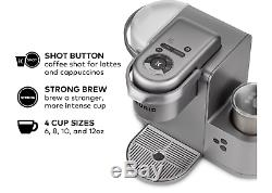 Keurig K-Cafe Special Edition Single Serve Coffee Latte Cappuccino FREE 72 pods