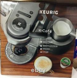 Keurig K-Café Special Edition Single Serve Coffee, Latte/Cappuccino Maker NEW