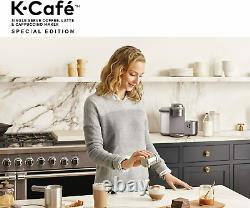 Keurig K-Café Special Edition Single Serve Coffee, Latte & Cappuccino Maker NEW