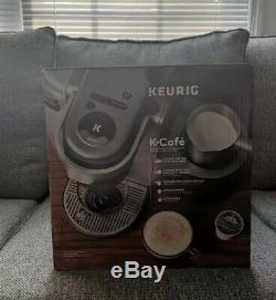 Keurig K-Cafe Special Edition Single Serve Coffee, Latte & Cappuccino Maker -New