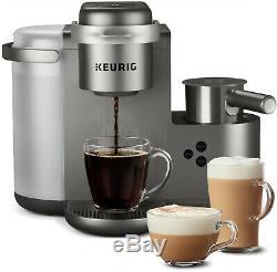 Keurig K-Cafe Special Edition Single Serve K-Cup Pod Coffee, Latte And Maker