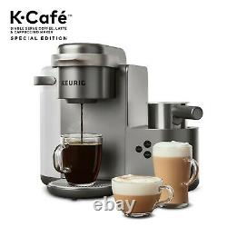 Keurig K-Cafe Special Edition Single Serve K-Cup Pod Coffee Latte and Cappuccino