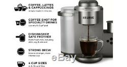 Keurig Special Edition Single Serve Coffee Latte & Cappuccino Maker Free 48cup