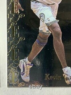Kevin Garnett 1995-96 UD Special Edition Gold & Silver Rookie RC #SE136 Rare SSP