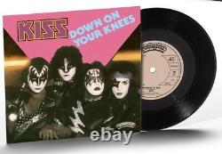 Kiss Killers Ltd. Pink 2LP Vinyl+ Down On Your Knees 7'' Single Germany Bundle