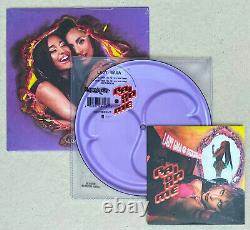LADY GAGA with ARIANA GRANDE RAIN ON ME LIMITED VINYL, PICTURE DISC & CD BN