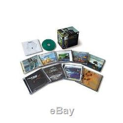 LEONARD BERNSTEIN-MAHLER COMPLETE SYMPHONIES-JAPAN 9 SACD Ltd/Ed BG06