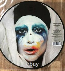 Lady Gaga Applause 12 Vinyl Picture Disc Single ARTPOP Record Store Day RSD New