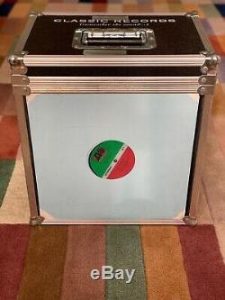 Led Zeppelin Road Case 48 single-sided 200gram Classic Records 45-RPM Box Set